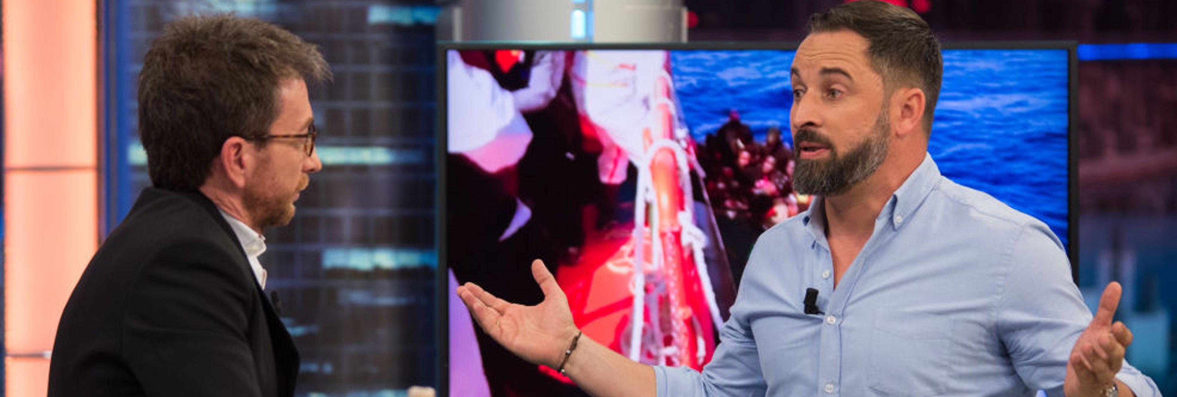 Todas las perlas que Santiago Abascal pronunció durante su entrevista en 'El Hormiguero'