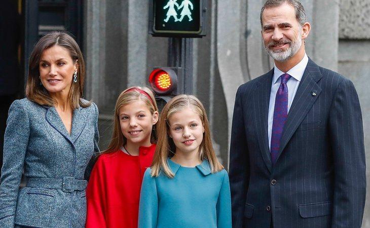 La familia real al completo asistirá a los Premios Princesa de Asturias 2019