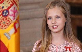 Por todo lo alto: Así será recibida la princesa Leonor en Oviedo