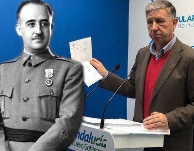El sustituto de Juan José Cortés en el PP alaba el franquismo en redes sociales