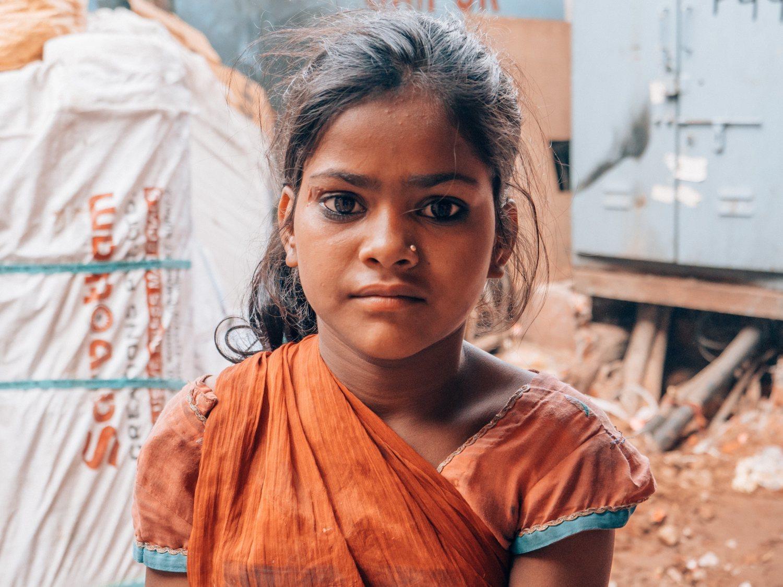 La dura vida de las devdasi, las niñas indias vendidas a la prostitución