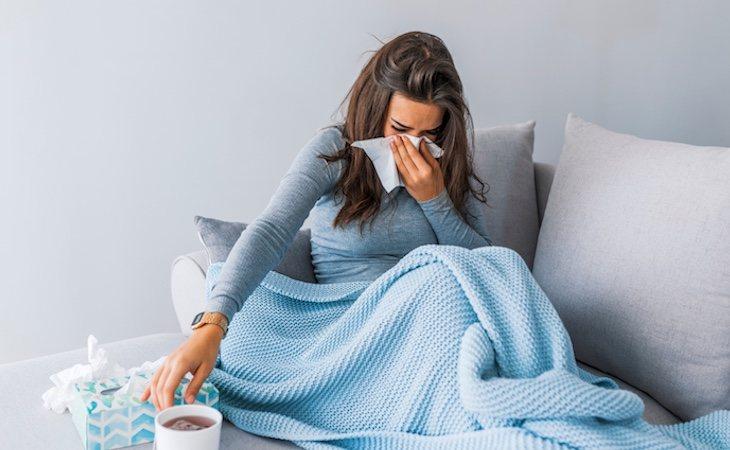 La fiebre Q puede provocar malestar general y cafalea