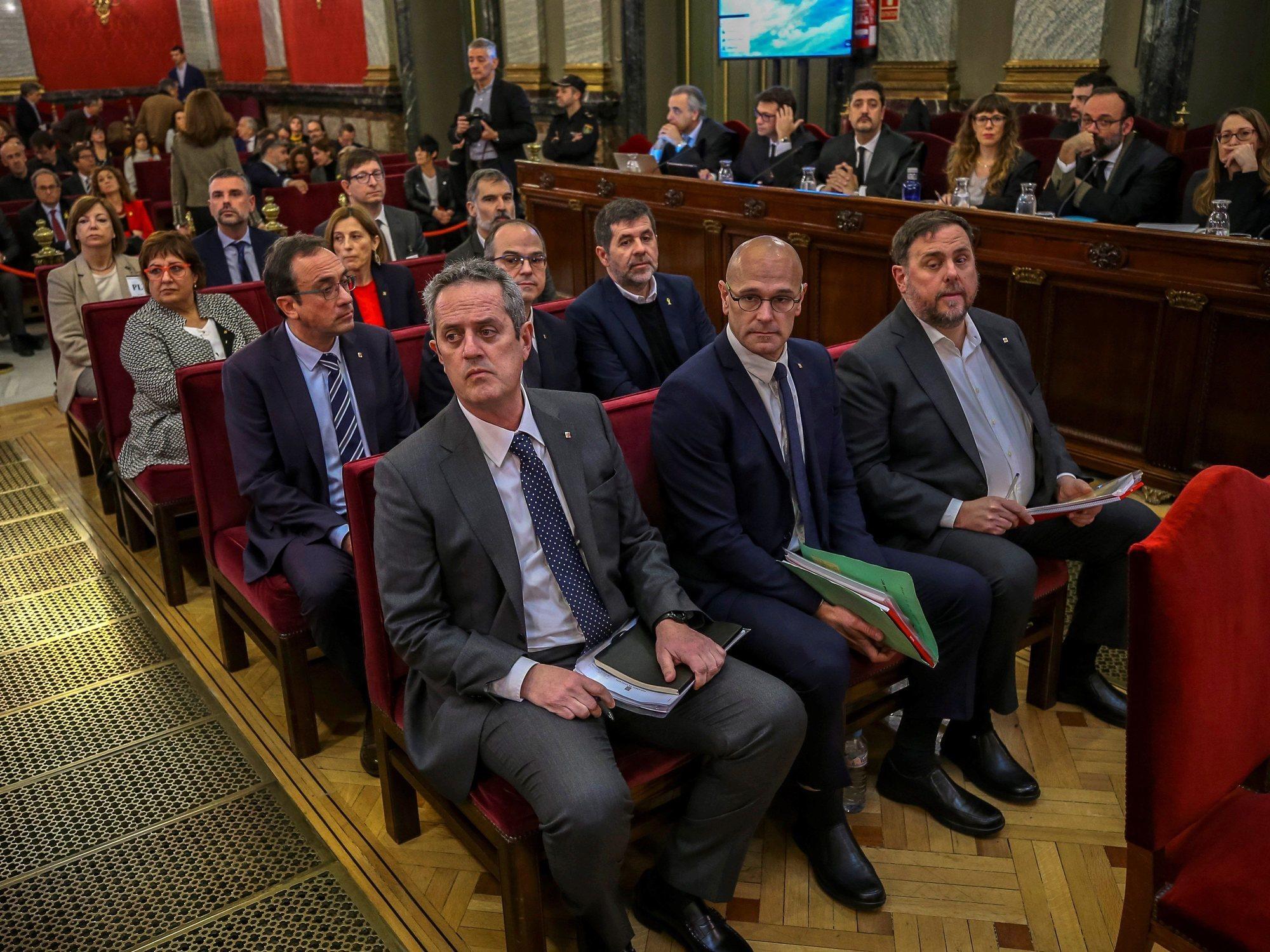 Sentencia del procés: Oriol Junqueras, condenado a 13 años de cárcel por sedición y malversación