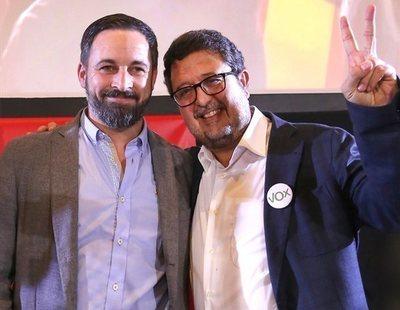Hacienda reclama a Francisco Serrano, líder de VOX en Andalucía, 2,5 millones de euros