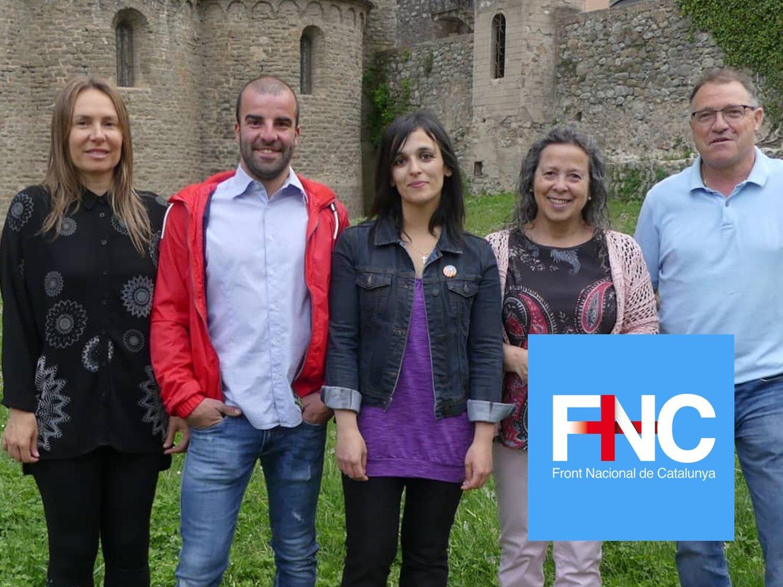 FNC: el partido de ultraderecha independentista que también sitúa a los MENAs en la diana