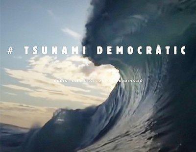 Tsunami Democràtic: qué es y cómo funciona