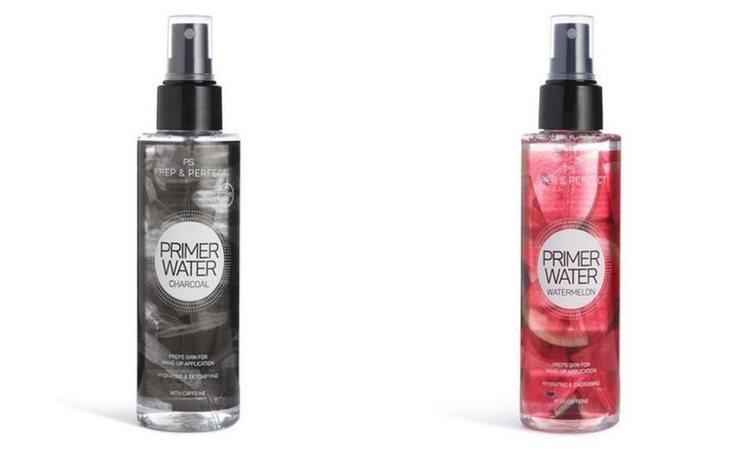 Los lotes que han sido retirados son el 5350803 y el 5350805 de los productos Primer Water: Charcoal y Watermelon