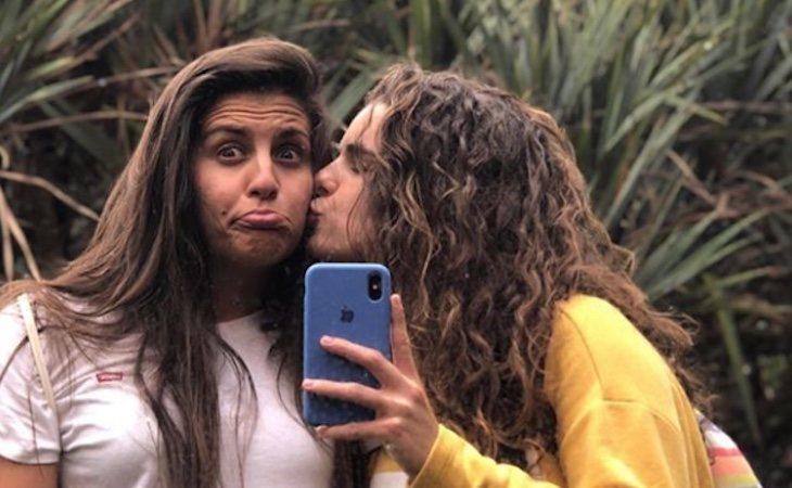 Curbelo y Abelleira han sufrido ataques homófobos al revelar su relación