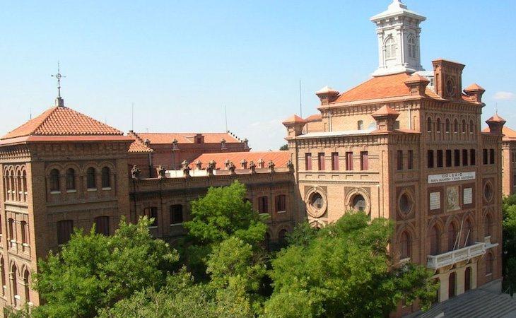 Fusara mantiene sus centros educativos concertados y dos residencias para alumnas | Fuente: Colegio San Ramón y San Antonio