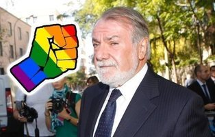 """Mayor Oreja compara el matrimonio gay con el nazismo y añade: """"Nos lleva a la catástrofe"""""""