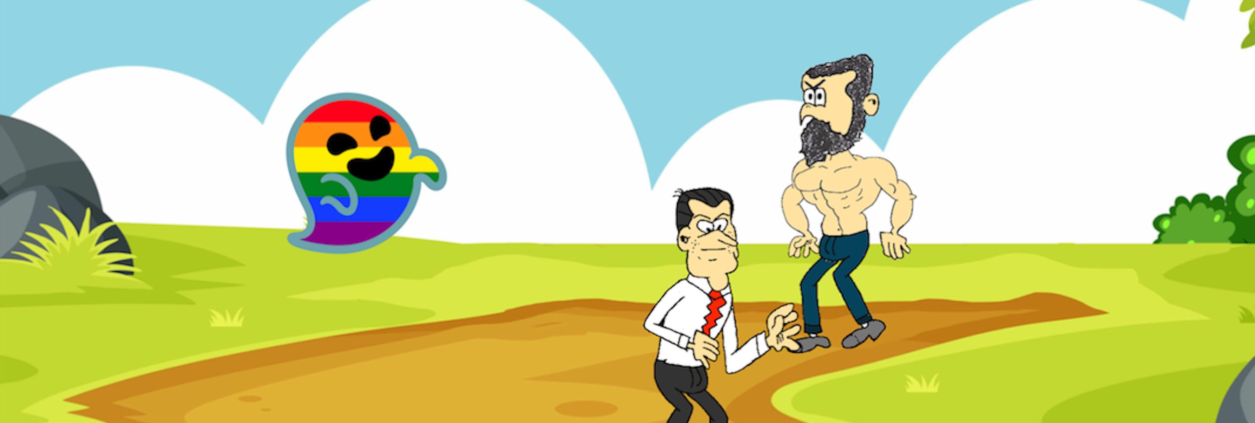 'Franconstein 2': la derechita cobarde': el videojuego de exhumaciones que causa furor