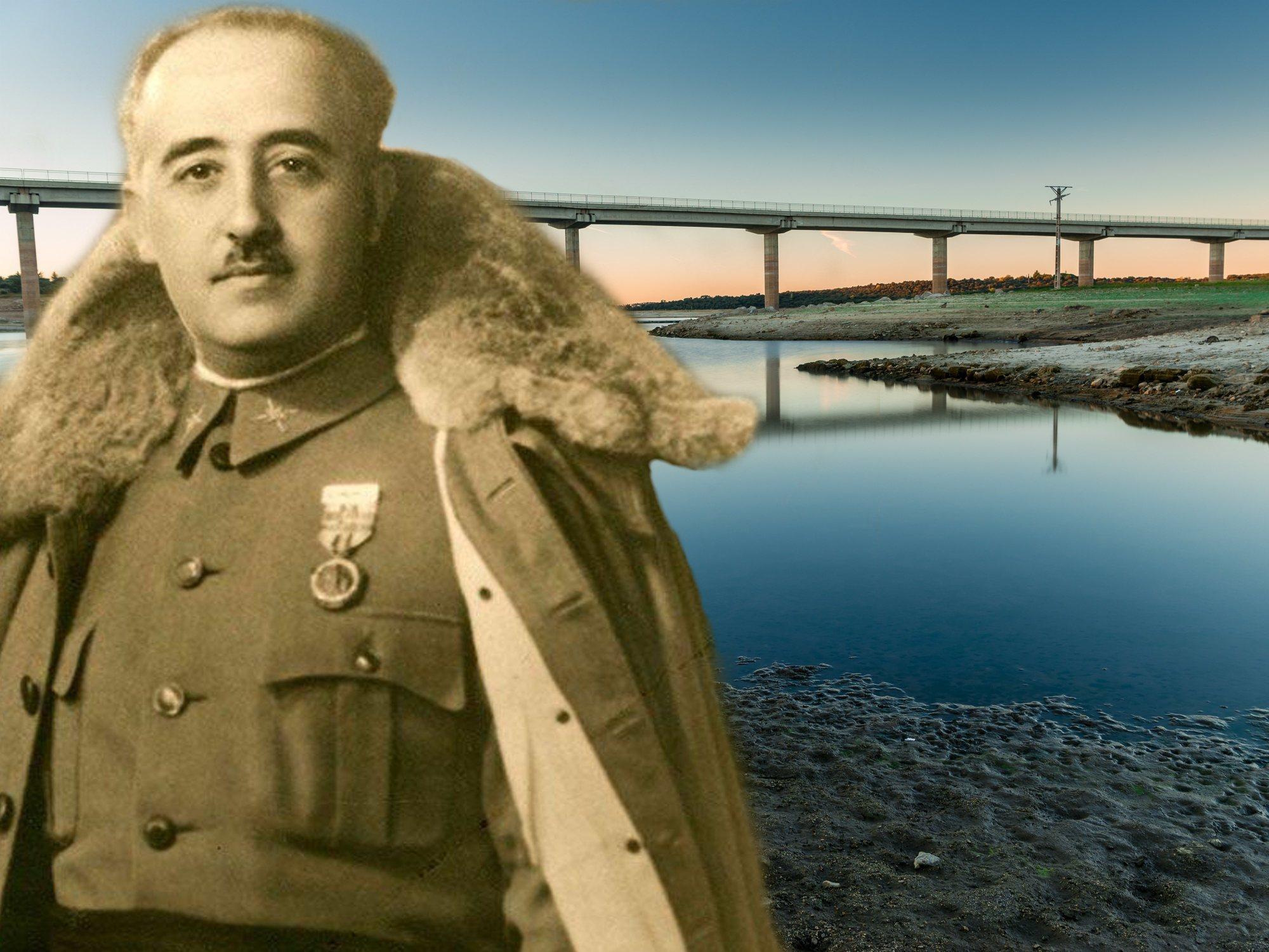 La falta de escrúpulos de Franco con la construcción de pantanos silenciada durante años