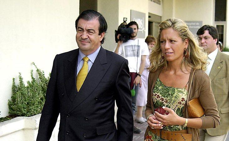 La relación entre Álvarez Cascos y Gema Ruiz generó todo tipod e comentarios