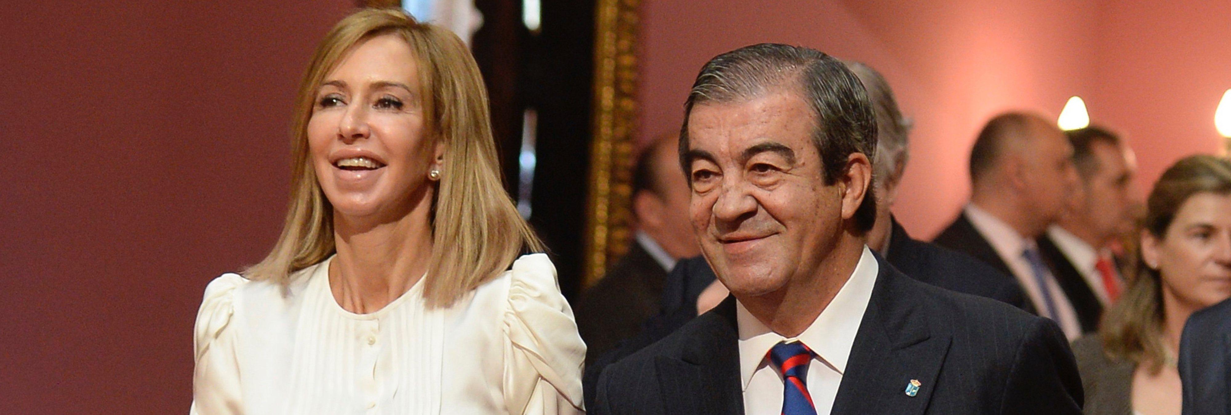 El exministro del PP Álvarez Cascos, que quiso prohibir el divorcio, se separa por 3ª vez