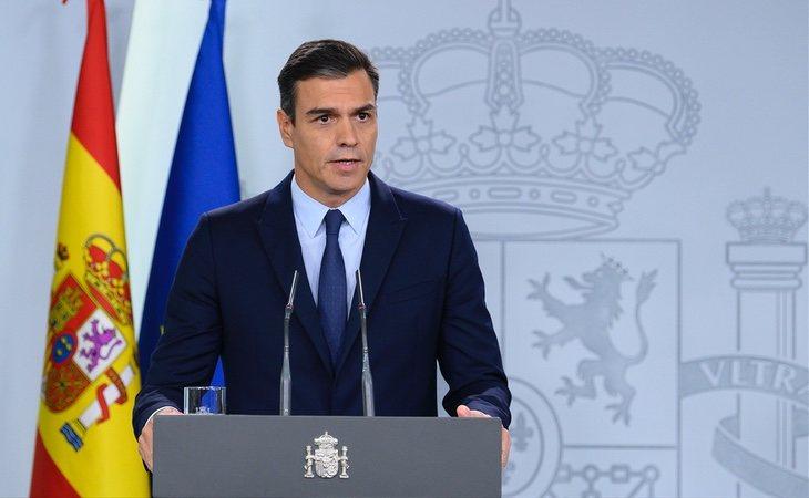 La gestión de la crisis catalana puede carbonizar la imagen de Pedro Sánchez