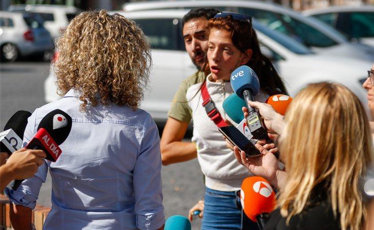 Madre e hija se vieron envueltas en una disputa pública tras la denuncia interpuesta por Diana López-Pinel a su exmarido, padre de Valeria Quer