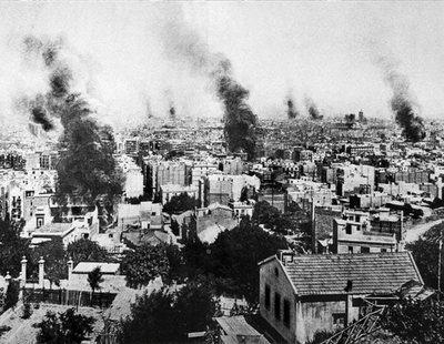 Rosa de foc: el trágico episodio histórico que los radicales quieren revivir en Barcelona