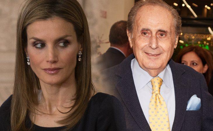 Jaime Peñafiel ha reiterado en numerosas ocasiones el poco gusto que le tiene a la esposa de Felipe VI