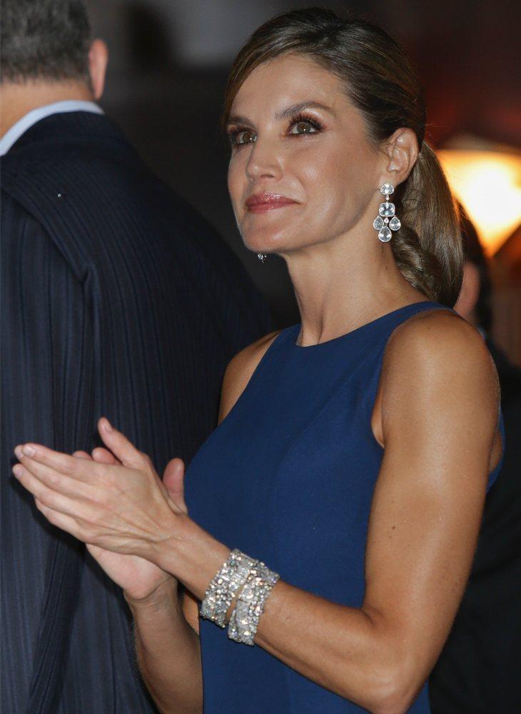 Las pulseras de Cartier, que forman parte de su joyero de pasar, tendrían que quedarse en Zarzuela