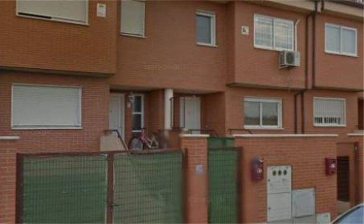La escena del crimen tuvo lugar en esta vivienda de la calle Francia nº124 de la localidad madrileña de Valdemoro