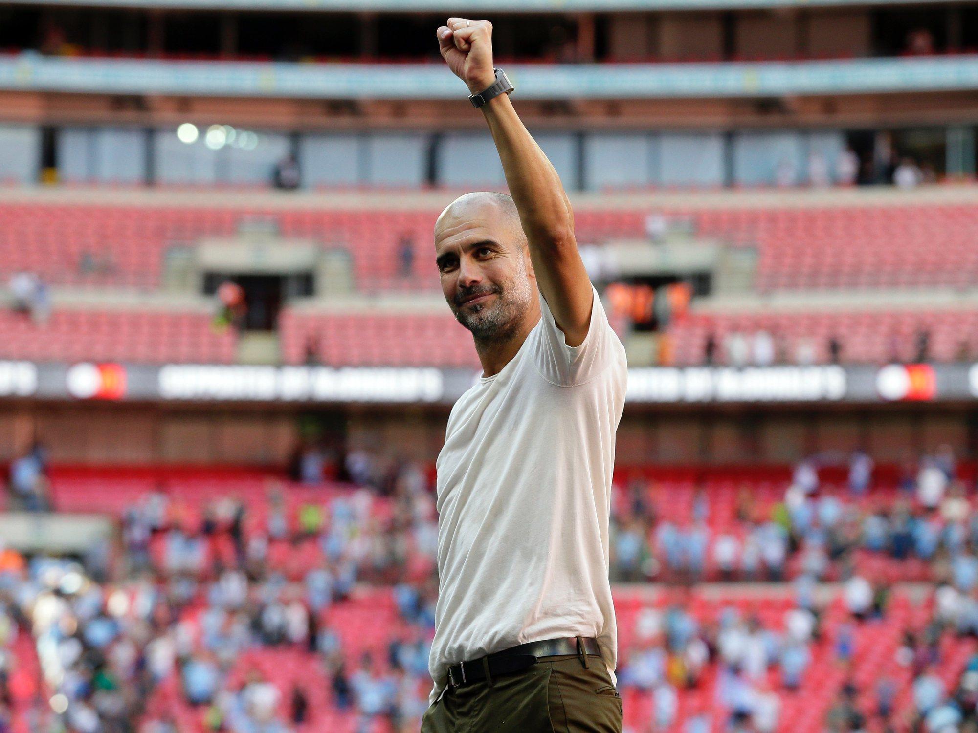 Artur Mas trabaja para que Pep Guardiola sea el próximo presidente de la Generalitat