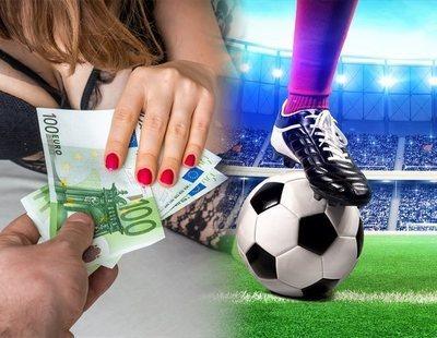 Una agencia de escorts destapa las orgías sexuales con drogas de las estrellas del fútbol