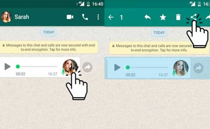 Trucos WhatsApp para que no sepan que has escuchado el audio