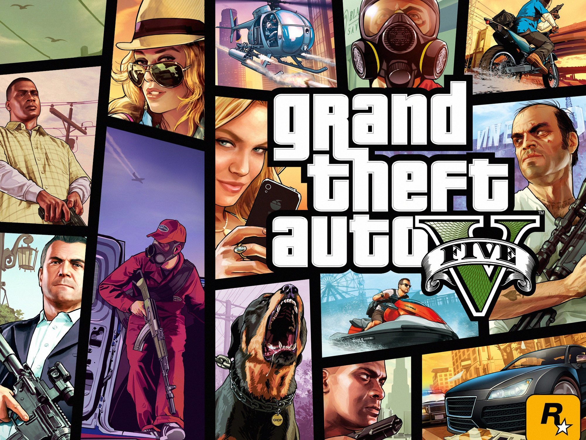 Un fan de 'Grand Theft Auto 5' conducirá sin parar y en directo hasta que se lance 'GTA 6'