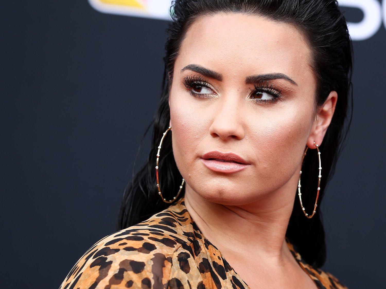 Demi Lovato sufre un hackeo y filtran fotos suyas desnuda
