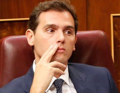 """Albert Rivera denuncia y reclama 15.600 euros a un sindicalista por insinuar que """"consume cocaína"""""""