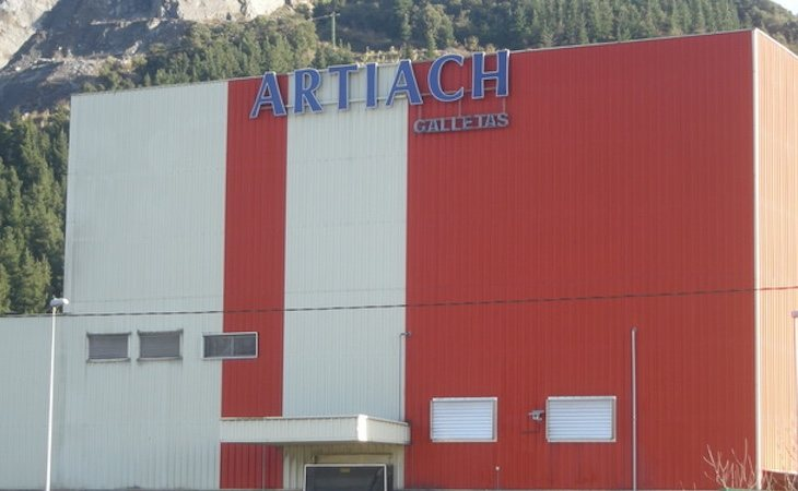 Fabrica Artiach en Orozko