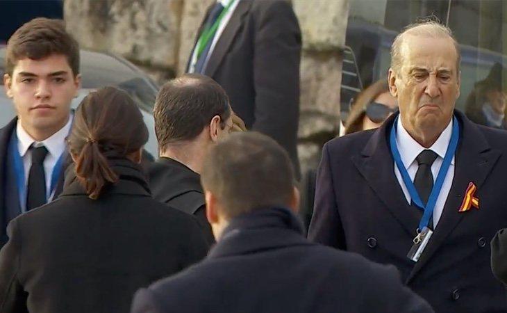La familia Franco se prepara en el Valle para la exhumación de los restos de Franco