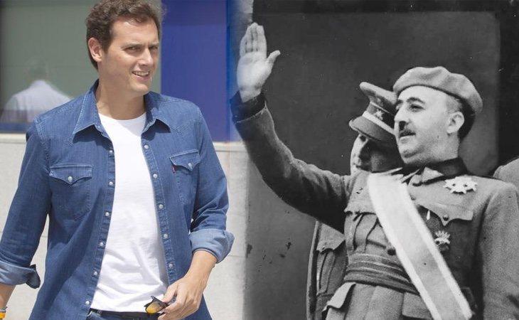 Solo un 36% de los votantes de Ciudadanos apoya la exhumación de Franco