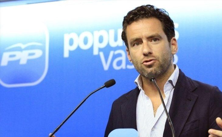 Borja Sémper (PP) celebra la exhumación de Franco en redes sociales