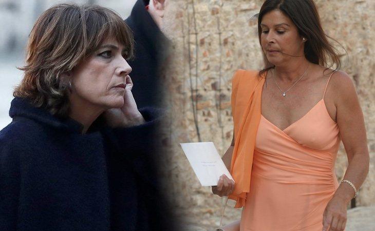 'Ya lo habéis exhumado, ya da igual': Merry Martínez Bordiú se encaró a la ministra de Justicia cuando comunicó a la familia que iban a asegurar ...