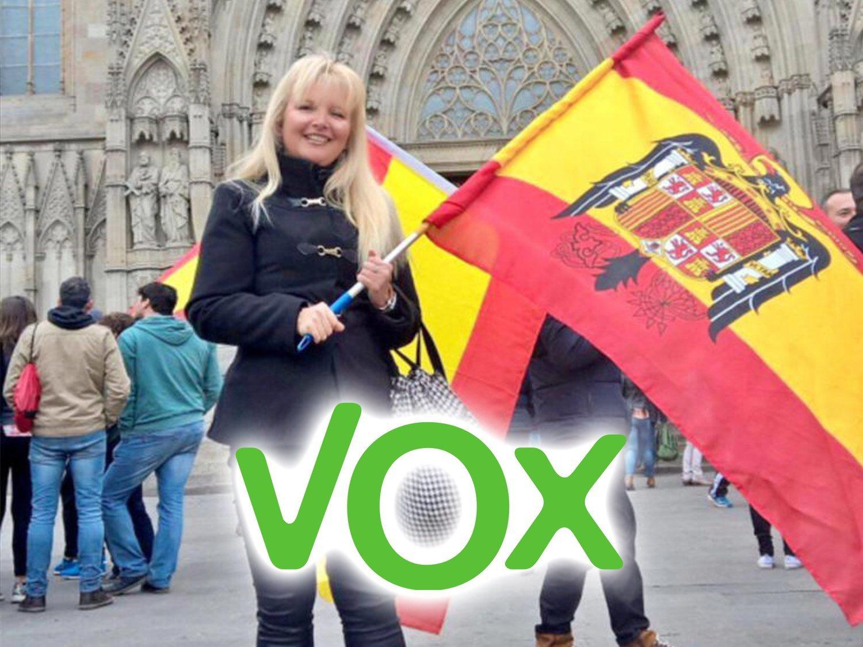 """Una miembro de VOX pide boicotear misas por la exhumación: """"Los obispos deben arder en el infierno"""""""