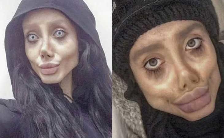 La joven consiguió viralizar su fotografía en redes sociales