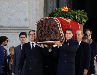 La familia Franco irá al Tribunal Europeo de Derechos Humanos para volver a exhumar al dictador