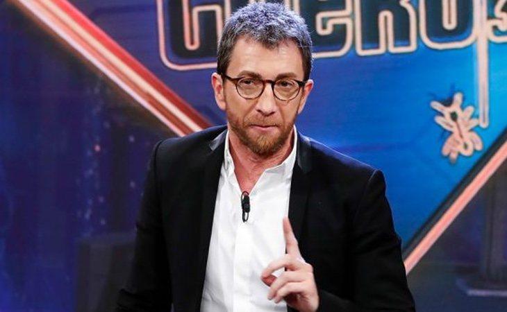 Pablo Motos ha conseguido convertirse en el mejor pagado de la televisión en España