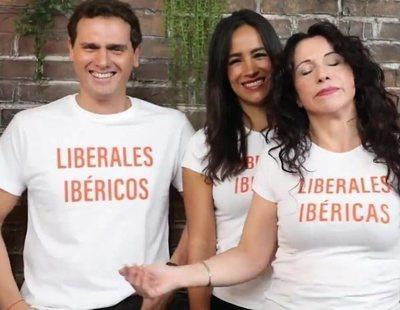 """""""Liberales ibéricos"""", el último ridículo de Ciudadanos que ha desatado mofas en redes"""