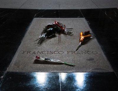 La desconocida inscripción secreta de la antigua tumba de Franco en el Valle de los Caídos