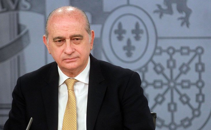El ex ministro Jorge Fernández Díaz