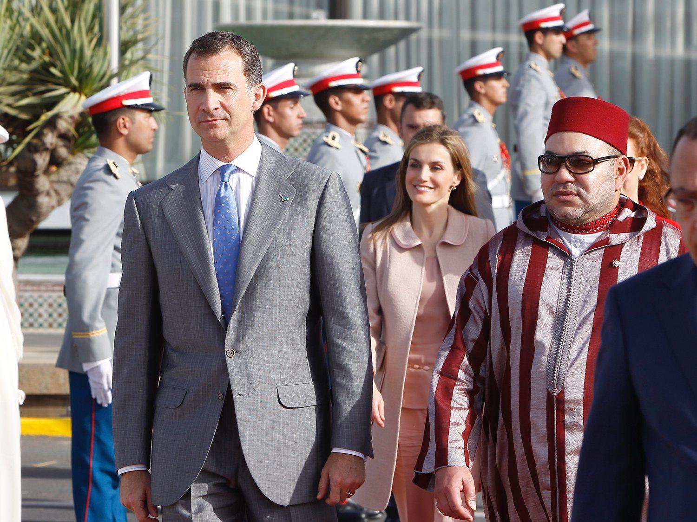 Cuando la Guardia Civil detuvo a Mohamed VI, rey de Marruecos, al confundirlo con un narco