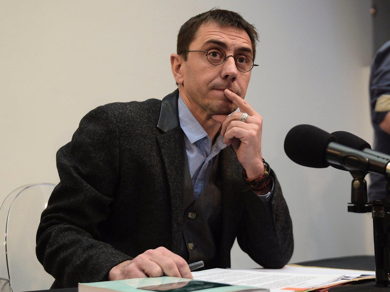 Salvador, el padre de Juan Carlos Monedero que fue candidato de VOX y alaba a Franco