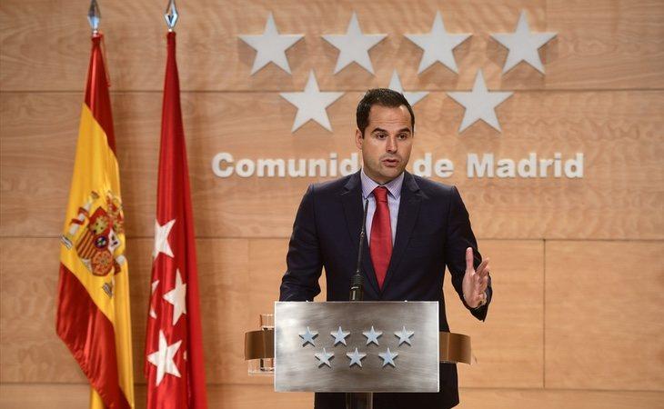 El poder de Ciudadanos en la región es más mediático que real: Aguado es portavoz y su equipo está formado por gente del PP
