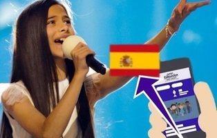 Apoya a Melani: Así puedes votar por España en la final de Eurovisión Junior 2019