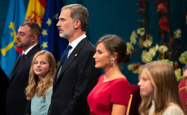La Familia Real visitará Barcelona para los premios Princesa de Girona