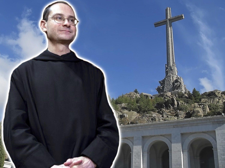 """Sin cambios en el Valle de los Caídos: así se exalta el franquismo en el """"lugar de paz"""""""