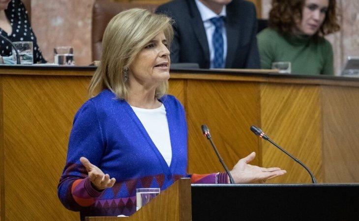 Esperanza Oña, actualmente en la Junta de Andalucía y exalcaldesa de la localidad, intentó privatizar ambos centros