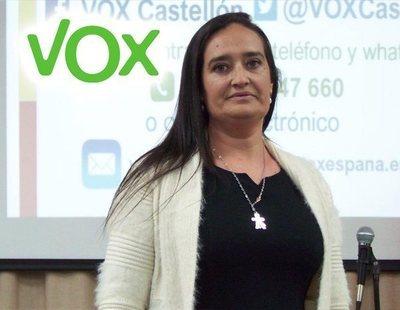 """La homofobia de una edil de VOX: """"Cada uno su orientación sexual en su casa y en su cama"""""""